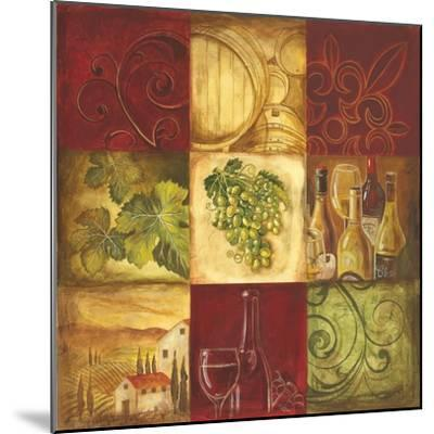 Tuscan Wine I-Gregory Gorham-Mounted Premium Giclee Print