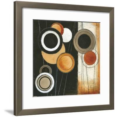 Tangents I-Kimberly Poloson-Framed Premium Giclee Print