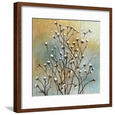 Fall Meadow IV-J^ Adams-Framed Art Print