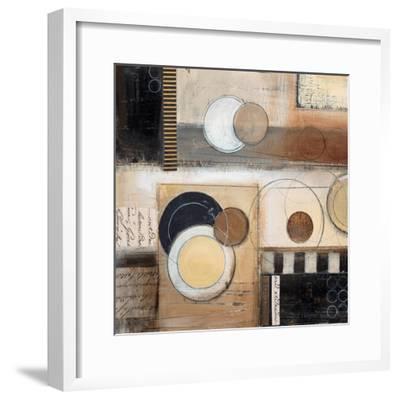 Rush Hour Sq II-Kimberly Poloson-Framed Premium Giclee Print