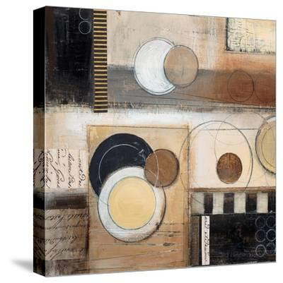 Rush Hour Sq II-Kimberly Poloson-Stretched Canvas Print