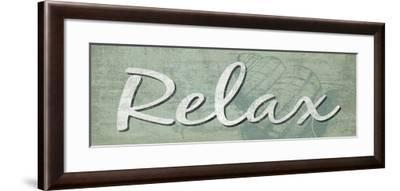 Relax-N^ Harbick-Framed Premium Giclee Print