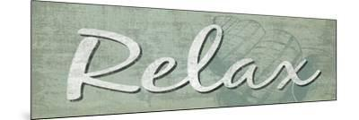 Relax-N^ Harbick-Mounted Premium Giclee Print