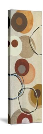 Revolution I-Jeni Lee-Stretched Canvas Print