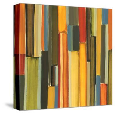 Strata II-Jeni Lee-Stretched Canvas Print