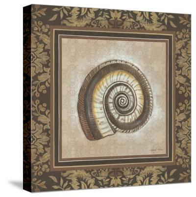 Shell Elegance III-Kimberly Poloson-Stretched Canvas Print