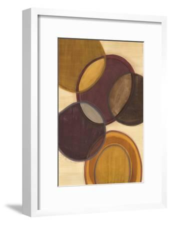 Mood Shadow IV-Jeni Lee-Framed Art Print
