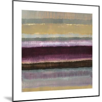 Desert Dusk I-Jeni Lee-Mounted Premium Giclee Print