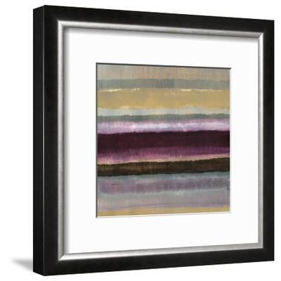 Desert Dusk I-Jeni Lee-Framed Premium Giclee Print