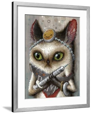 Refusuffix 01-Jason Limon-Framed Giclee Print