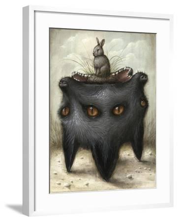 Perilous Hunch-Jason Limon-Framed Giclee Print