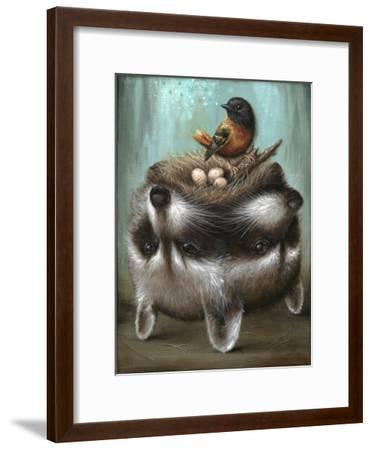 Perilous Nest-Jason Limon-Framed Premium Giclee Print