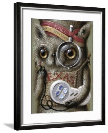 Refusuffix 07-Jason Limon-Framed Giclee Print
