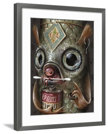 Refusuffix 03-Jason Limon-Framed Giclee Print