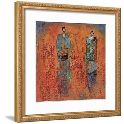 Global Harmony-Michel Raucher-Framed Art Print