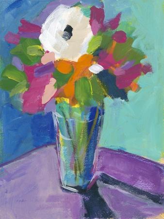 Blooming Joy 1-Gwendolyn Babbitt-Framed Art Print