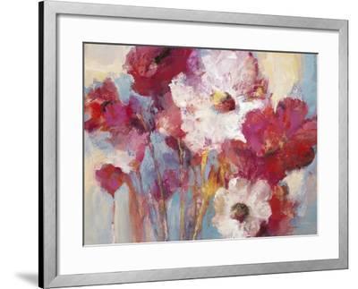 Lusciousness 2-Paul Santiago-Framed Art Print