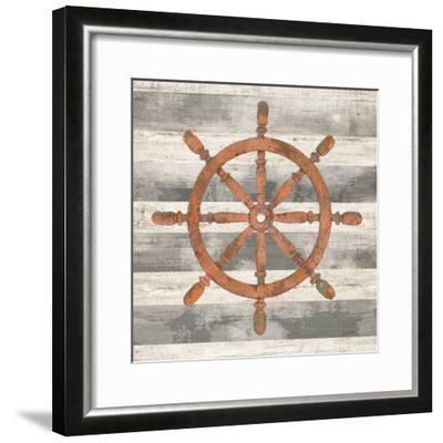 Coastal Chicness 4-Hope Smith-Framed Art Print