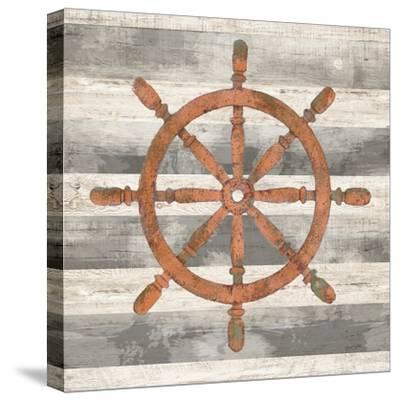 Coastal Chicness 4-Hope Smith-Stretched Canvas Print