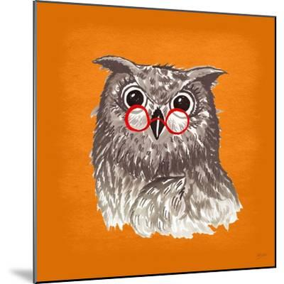 Owl-Bella Dos Santos-Mounted Art Print