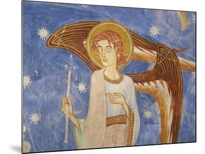 Angel on the West Wall--Mounted Giclee Print