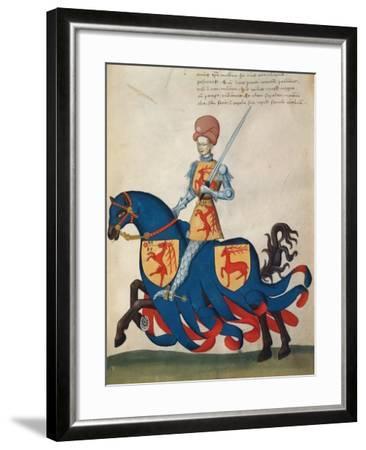 Giordano Forzate Capodilista--Framed Giclee Print