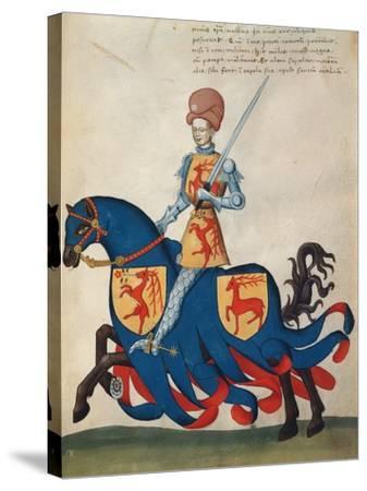 Giordano Forzate Capodilista--Stretched Canvas Print