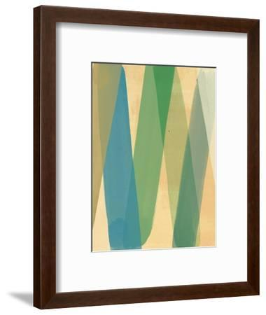 This way and that-Paulo Romero-Framed Premium Giclee Print