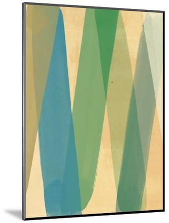 This way and that-Paulo Romero-Mounted Premium Giclee Print
