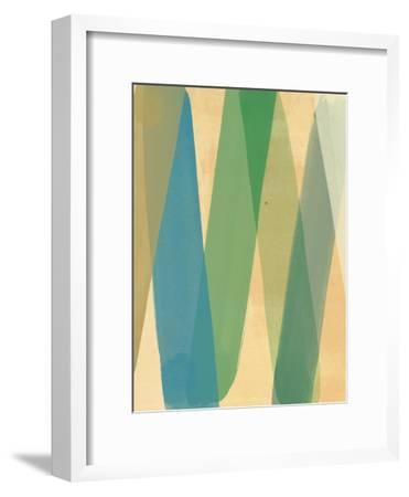 This way and that-Paulo Romero-Framed Art Print