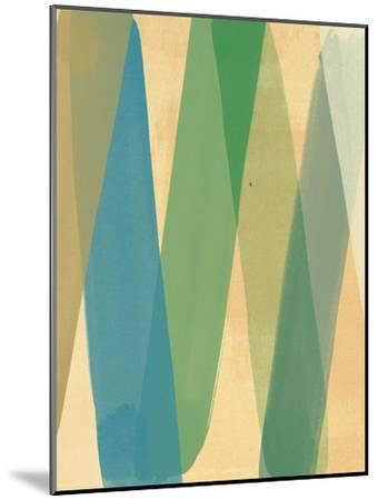 This way and that-Paulo Romero-Mounted Art Print