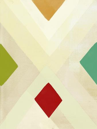 Praire Intersections-Paulo Romero-Art Print