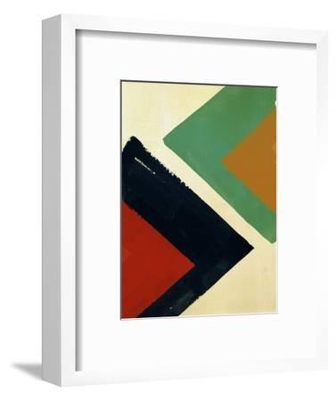 Thatta way-Paulo Romero-Framed Premium Giclee Print