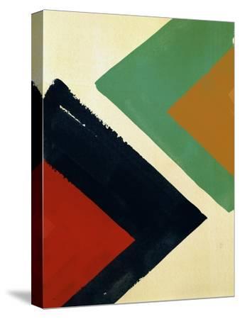 Thatta way-Paulo Romero-Stretched Canvas Print
