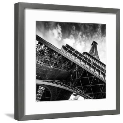 Paris Tour 9-David Innes-Framed Art Print