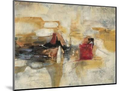 Abstract Cocktail Party 2-Gabriela Villarreal-Mounted Premium Giclee Print