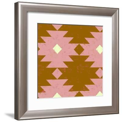 Desert Miraj 6-Lola Bryant-Framed Art Print
