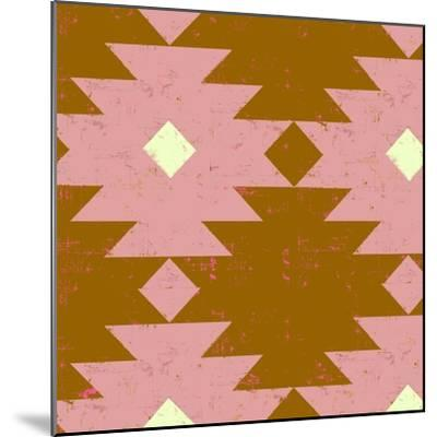 Desert Miraj 6-Lola Bryant-Mounted Art Print