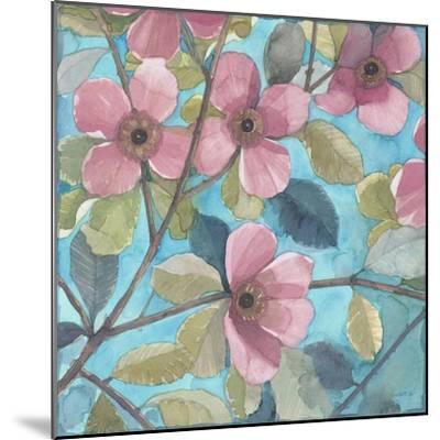 Blossoming Duo 2-Norman Wyatt Jr^-Mounted Art Print