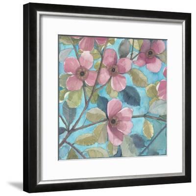 Blossoming Duo 2-Norman Wyatt Jr^-Framed Art Print