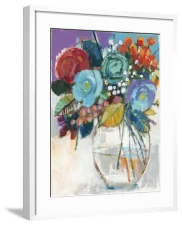 Vivid Banquet 2-Norman Wyatt Jr^-Framed Art Print