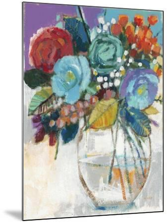 Vivid Banquet 2-Norman Wyatt Jr^-Mounted Art Print