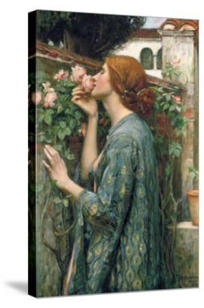 The Soul of the Rose, 1908-John William Waterhouse-Stretched Canvas Print