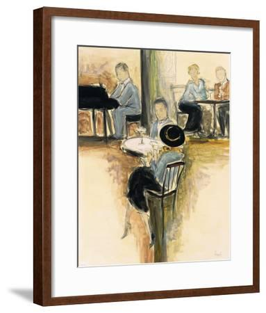 Easy Listening I-Dupre-Framed Art Print