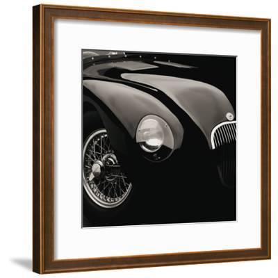 Jaguar C-Type-Retro Classics-Framed Premium Giclee Print