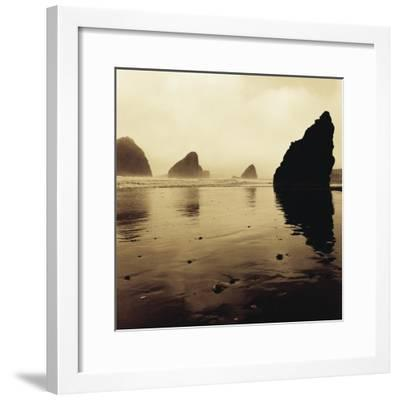 Drifting Sands VI-Jo Crowther-Framed Art Print
