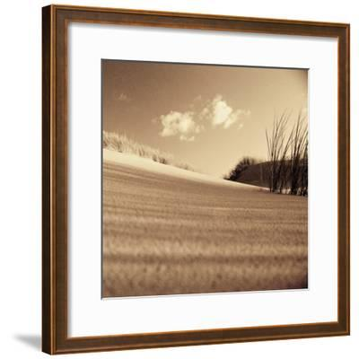 Drifting Sands III-Jo Crowther-Framed Art Print