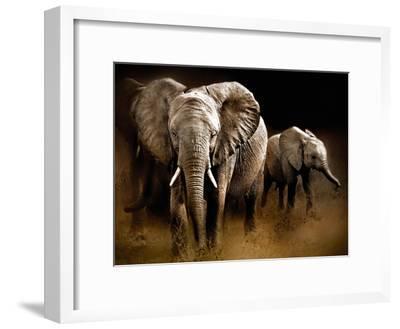 Nightfall-Bobbie Goodrich-Framed Art Print