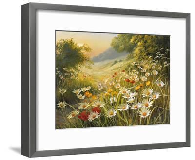Evening Sun-Mary Dipnall-Framed Premium Giclee Print