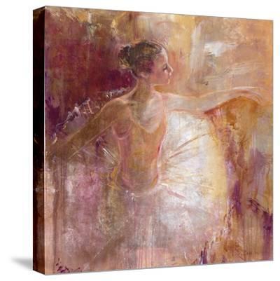 Rehearsal I-Liv Carson-Stretched Canvas Print